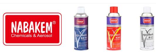 hóa chất nabakem kiểm tra mối hàn VNNDT