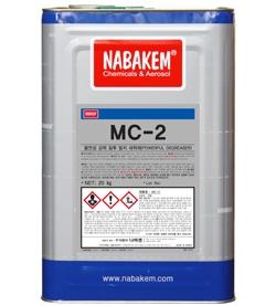 Dung dịch vệ sinh máy móc thiết bị Nabakem MC-2