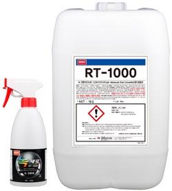 Hóa chất chuyển hóa rỉ sét RT-1000 Nabakem