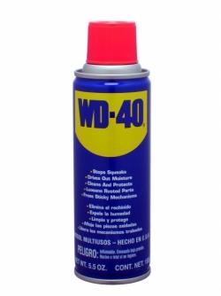 Dung dịch tẩy gỉ sét WD-40
