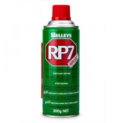 Chất tẩy rửa, bôi trơn, chống gỉ sét Sellys RP7