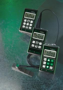 Máy siêu âm đo chiều dày thép (Model MX-3)