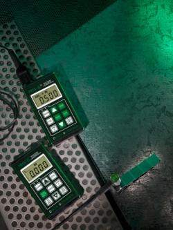 MMX-6 Thước đo siêu âm độ dày thép