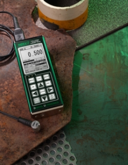 Model MMX-7 Máy siêu âm đo độ dày vật liệu