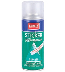 Nước tẩy sạch keo nhãn dán Nabakem SSR-220