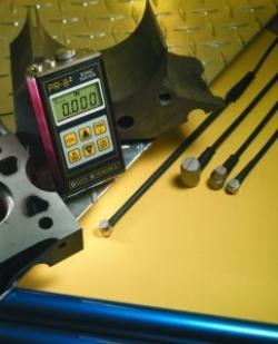 PR-82 Thiết bị đo bề dày trong ngành công nghiệp ô tô