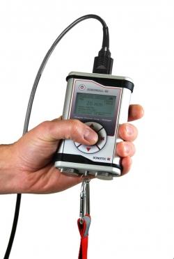 Sonowall 50 Máy siêu âm đo độ dày vật liệu