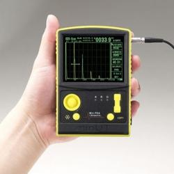 Thiết bị siêu âm đường hàn Min PDA UT Plus dạng cầm tay